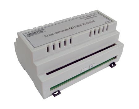 Блок питания БП 15(5)-27-9-40C